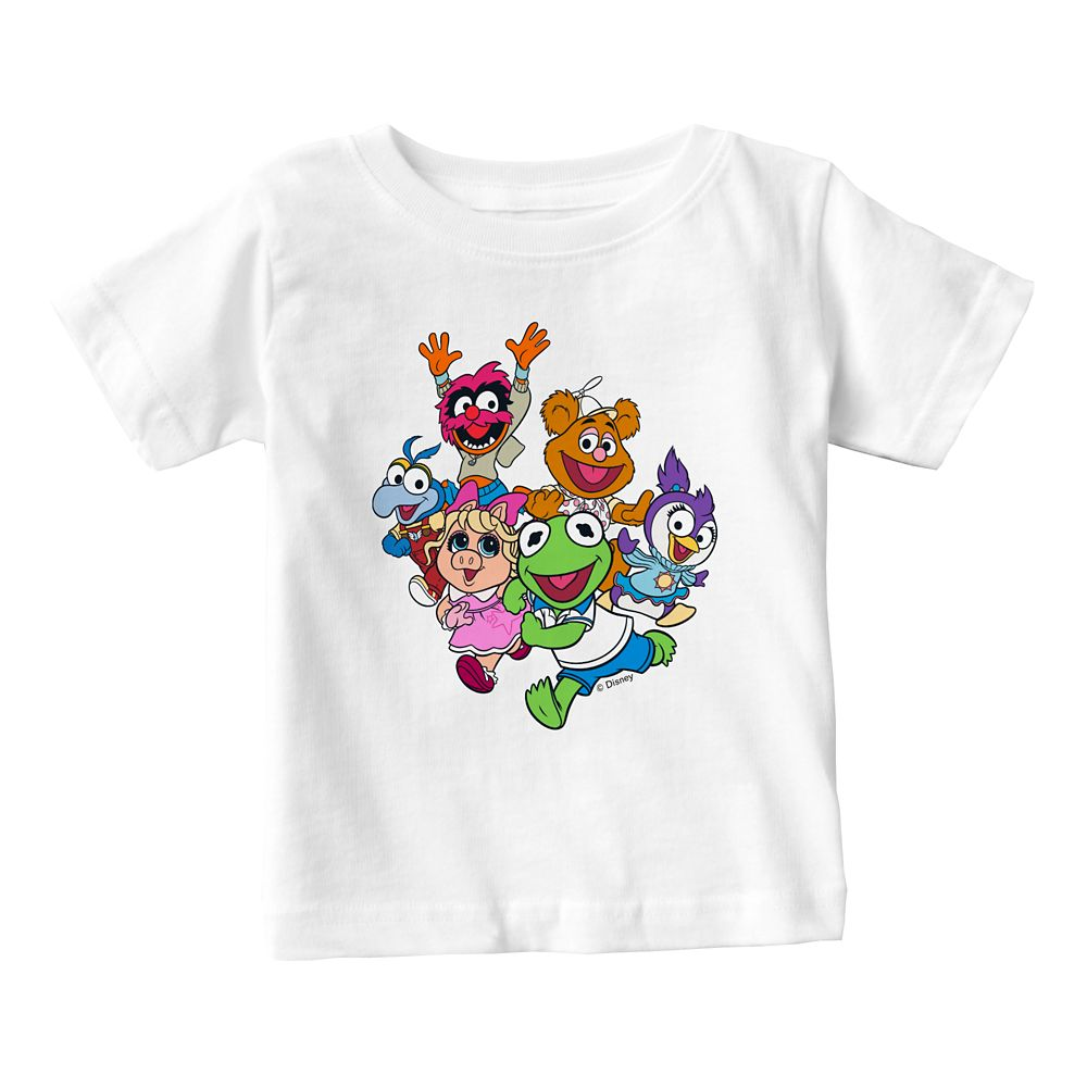 Muppet Babies T-Shirt for Baby – Customizable