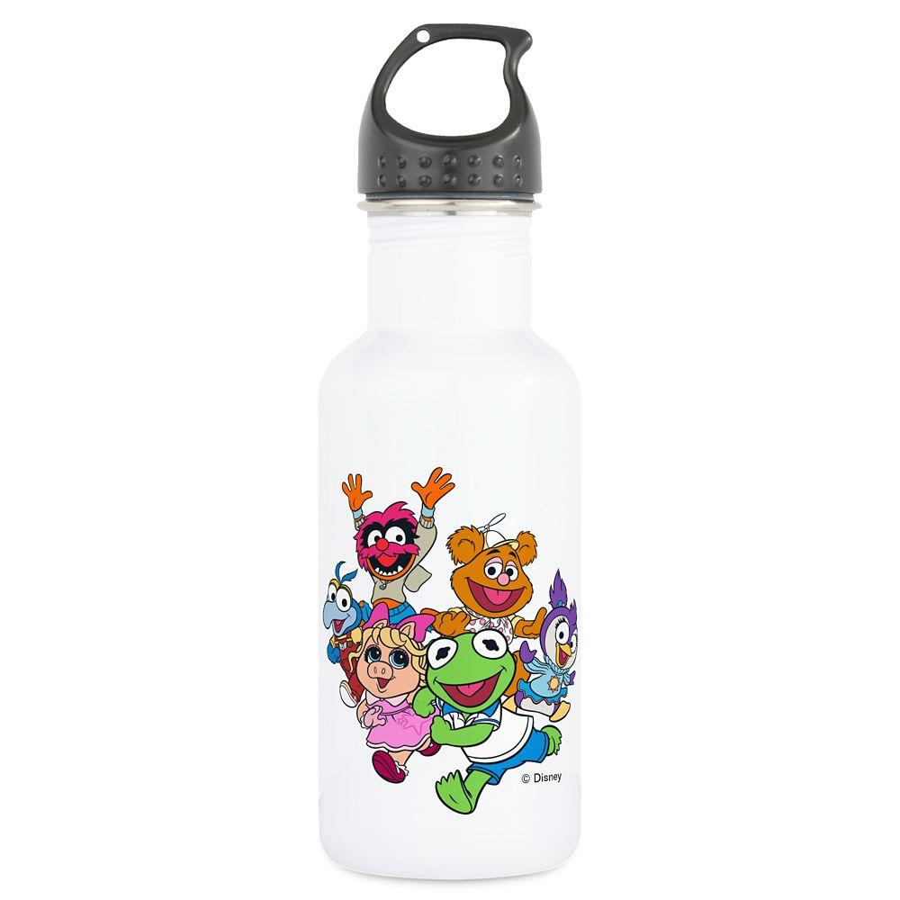 Muppet Babies Water Bottle  Customizable Official shopDisney