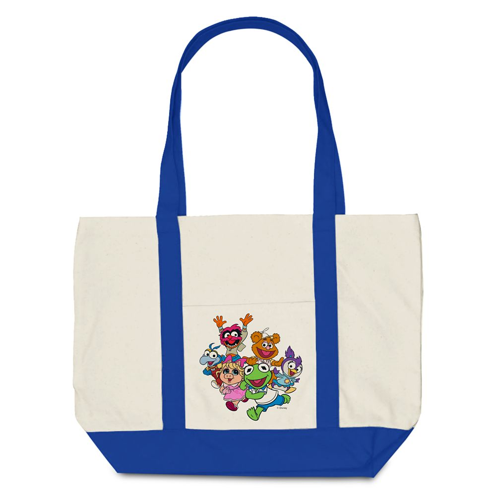 Muppet Babies Tote - Customizable