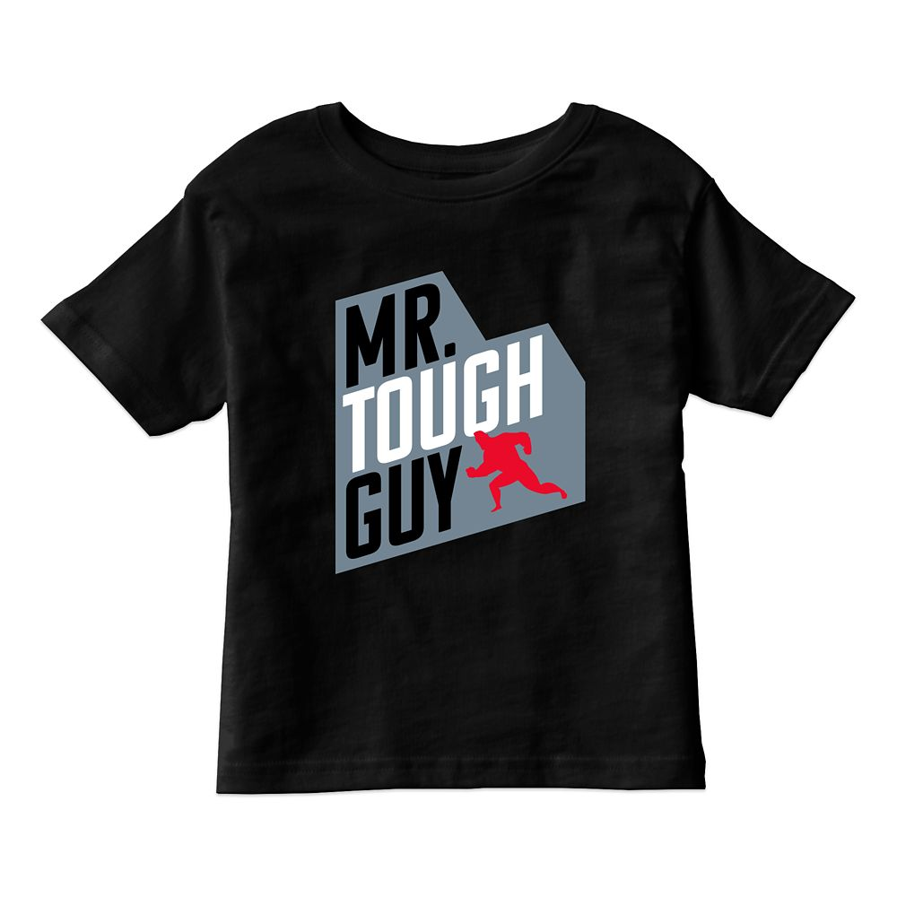 Incredibles 2 ''Mr. Tough Guy'' T-Shirt for Boys – Customizable