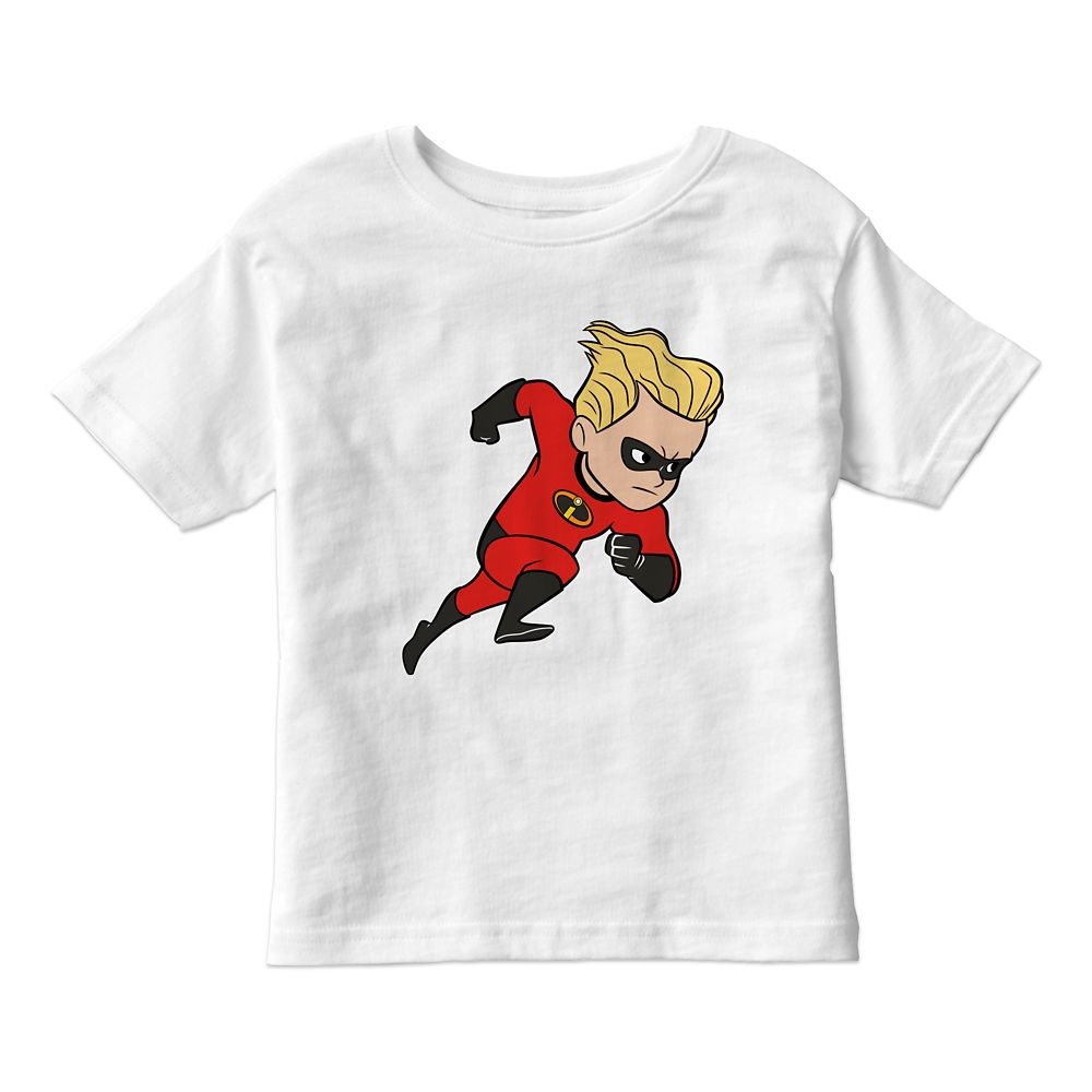 Dash T-Shirt for Boys – Incredibles 2 – Customizable