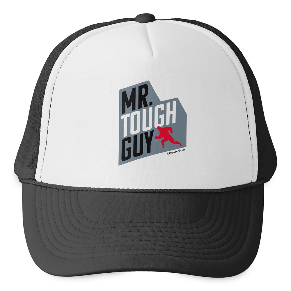 Incredibles 2 ''Mr. Tough Guy'' Trucker Hat for Adults – Customizable