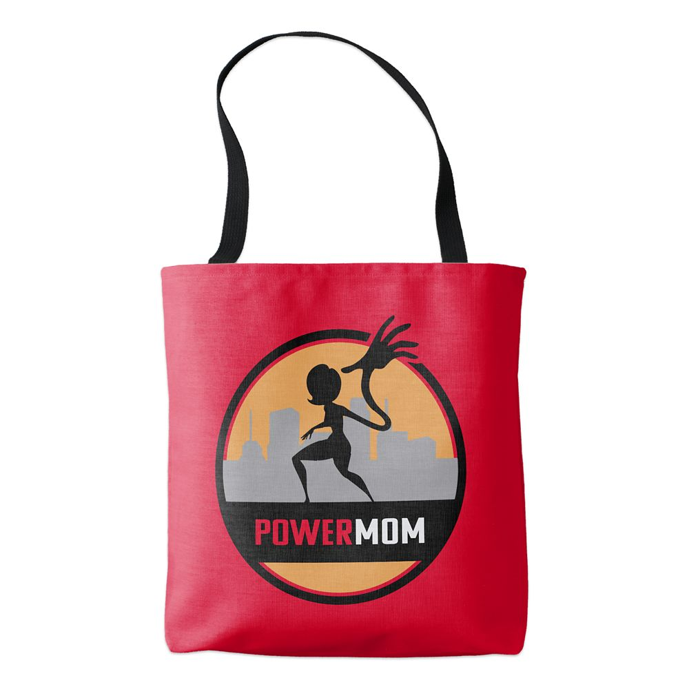 Elastigirl ''Power Mum'' Tote Bag – Incredibles 2 – Customizable