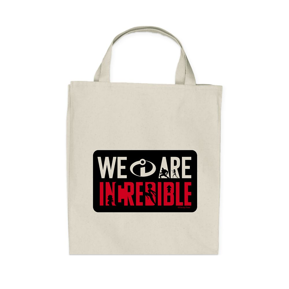 Incredibles 2 Tote – Customizable