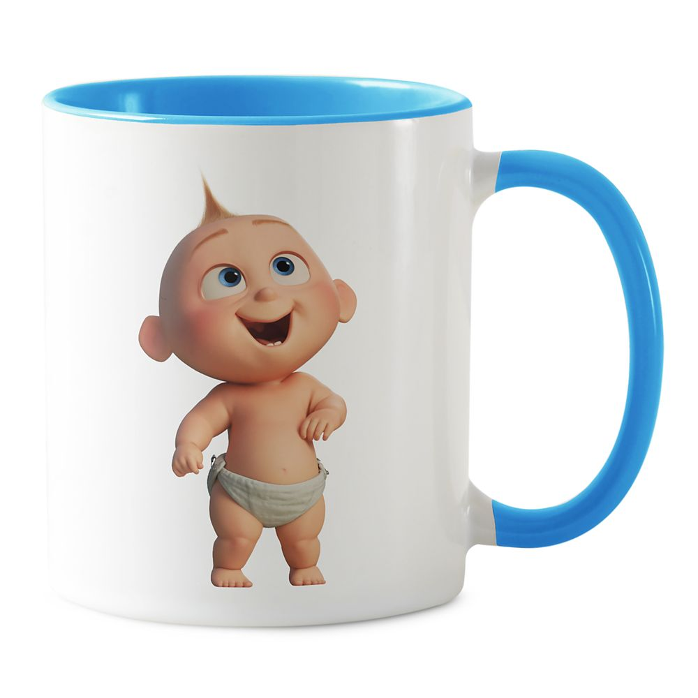 Jack-Jack Combo Mug – Incredibles 2 – Customizable