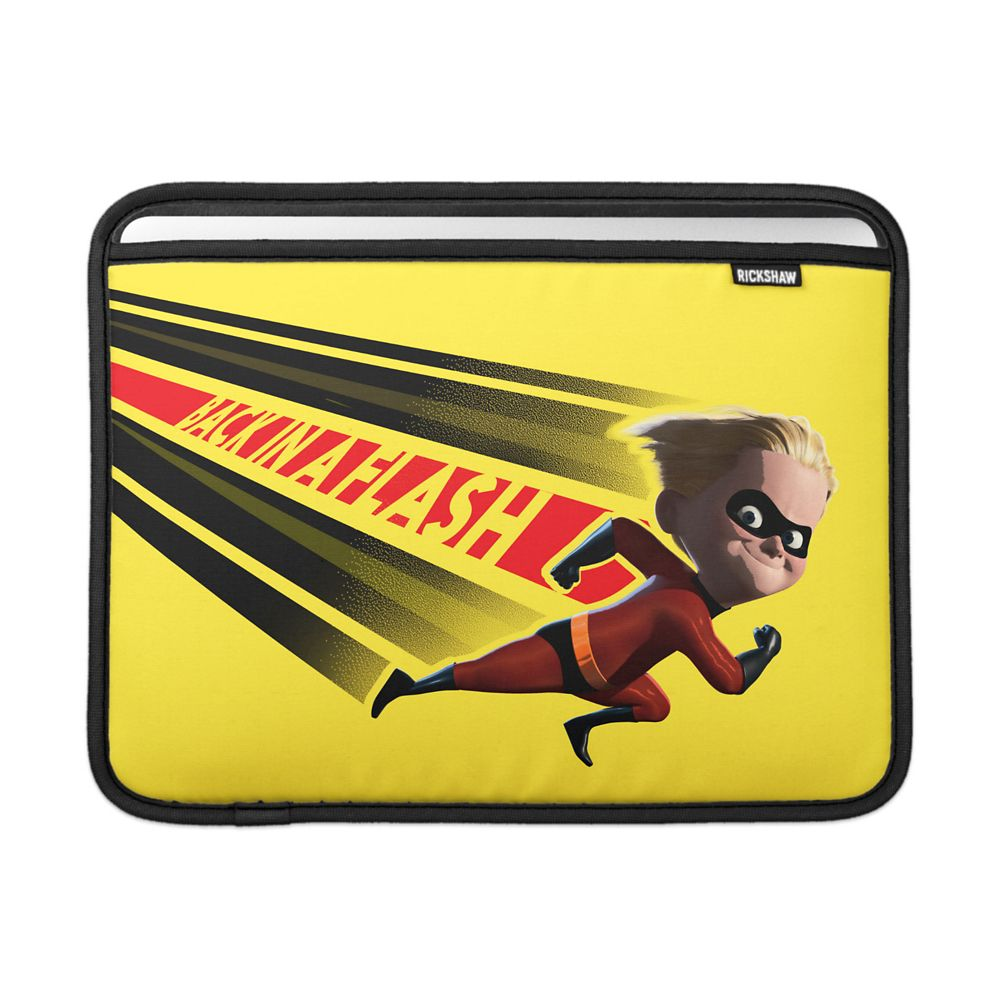 Dash Macbook Air Sleeve – Incredibles 2 – Customizable