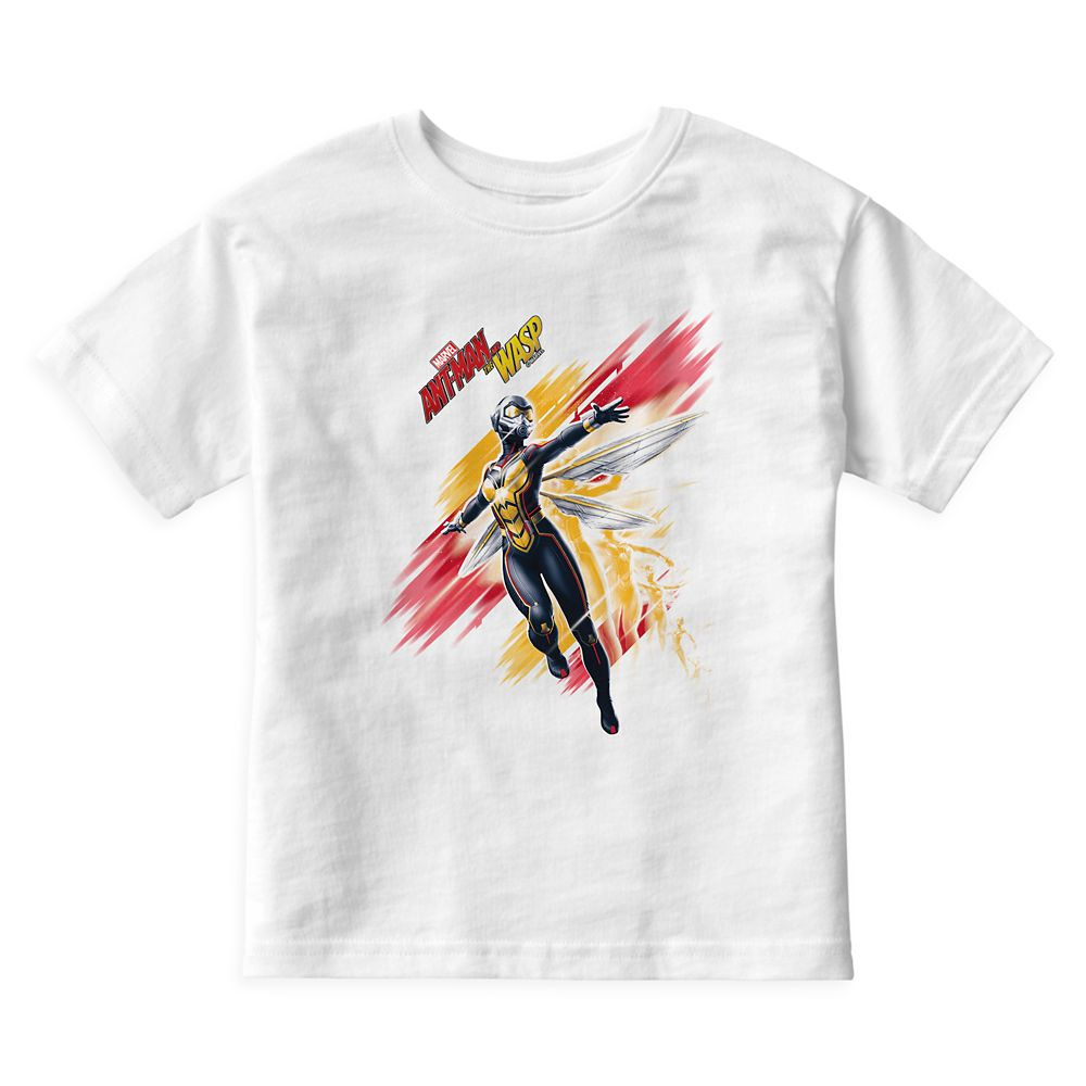 Ant-Man and the Wasp: Quantum Blur Wasp T-Shirt for Girls  Customizable Official shopDisney
