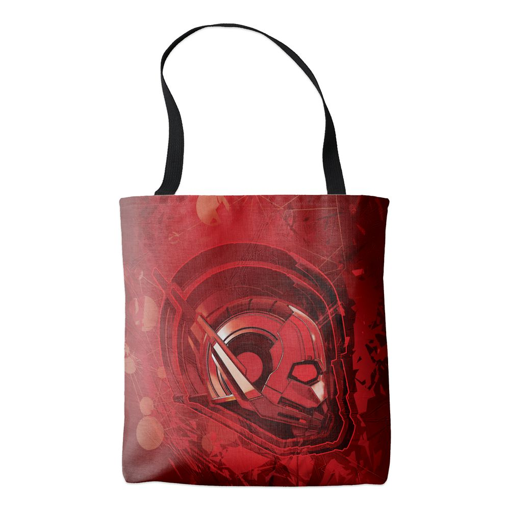 shopdisney.com - Ant-Man and the Wasp: Fractal Ant-Man Helmet Tote Bag  Customizable Official shopDisney 19.95 USD