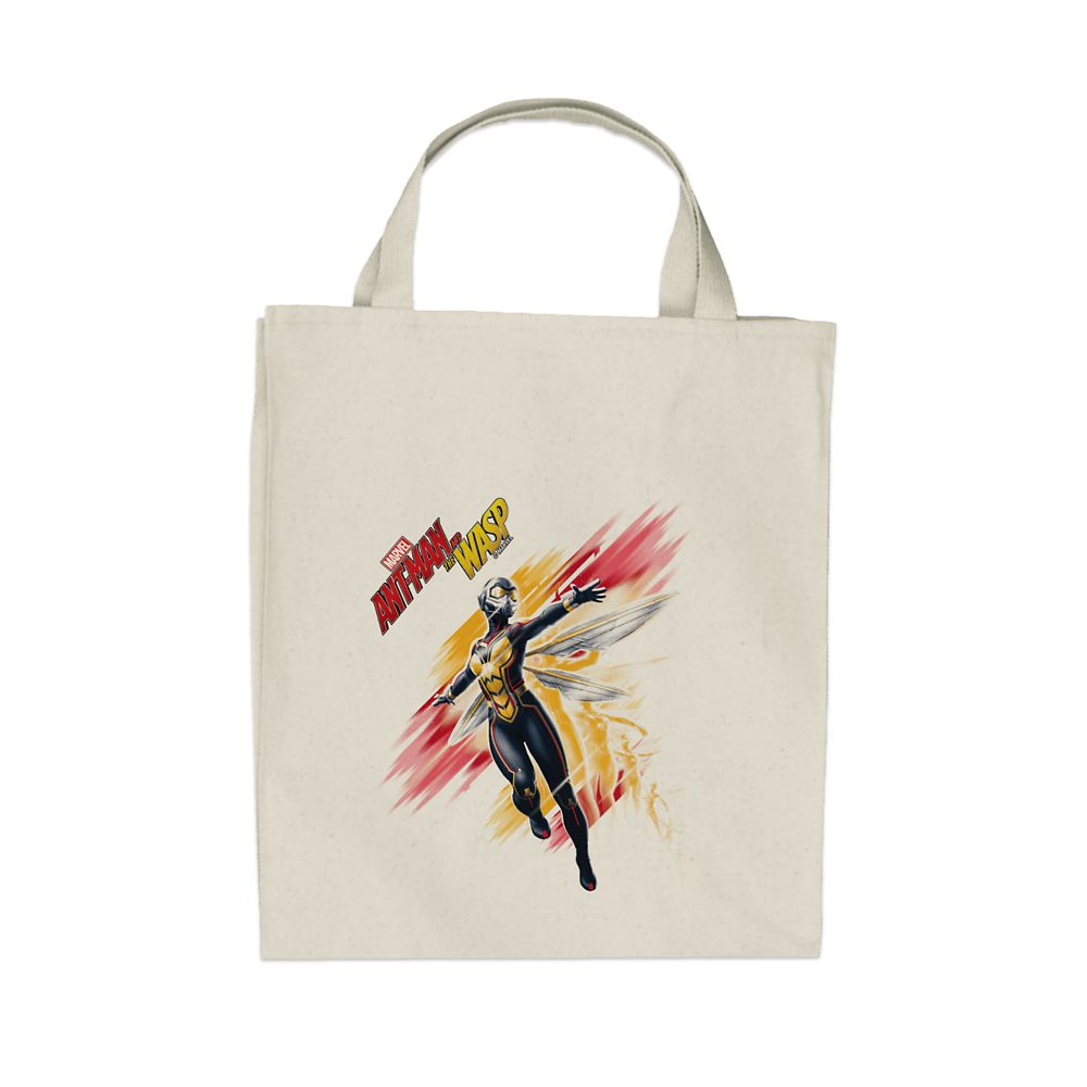 shopdisney.com - Ant-Man and the Wasp: Quantum Blur Wasp Tote Bag  Customizable Official shopDisney 19.95 USD