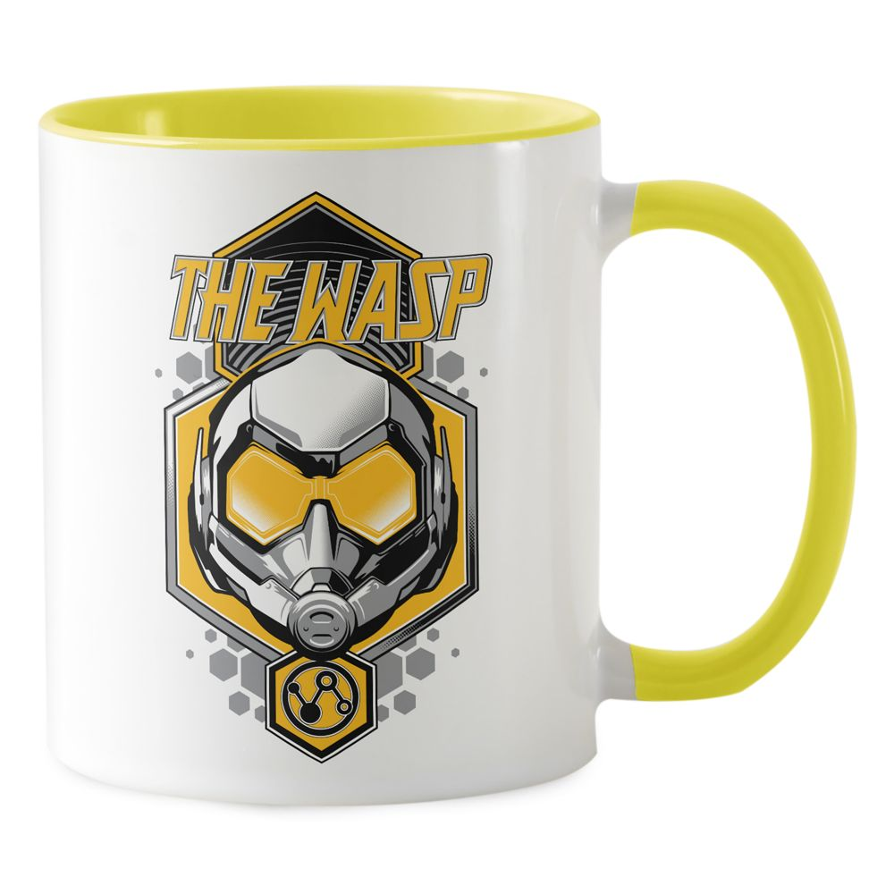 Ant-Man and the Wasp: The Wasp Helmet Icon Mug  Customizable Official shopDisney