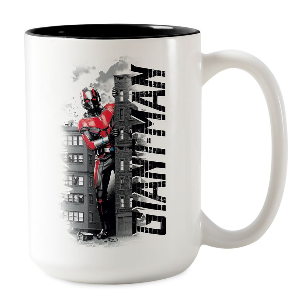Ant-Man and the Wasp: Giant-Man Between Buildings Two-Tone Mug Customizable Official shopDisney