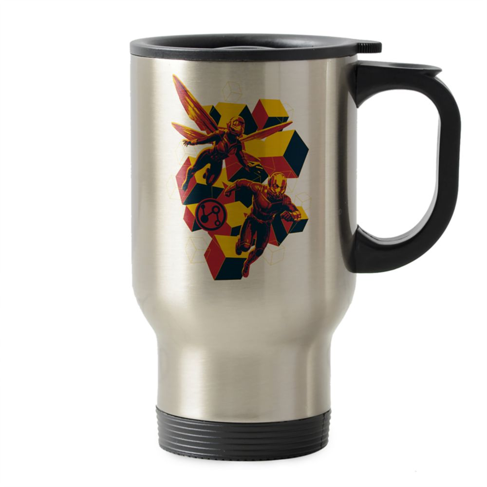 Ant-Man and the Wasp: Dimensional Pattern Travel Mug  Customizable Official shopDisney