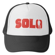 Solo: A Star Wars Story Red Solo Trucker Hat for Adults – Customizable