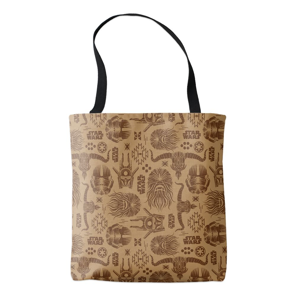 shopdisney.com - Solo: A Star Wars Story Tribal Tote Bag  Customizable Official shopDisney 19.95 USD