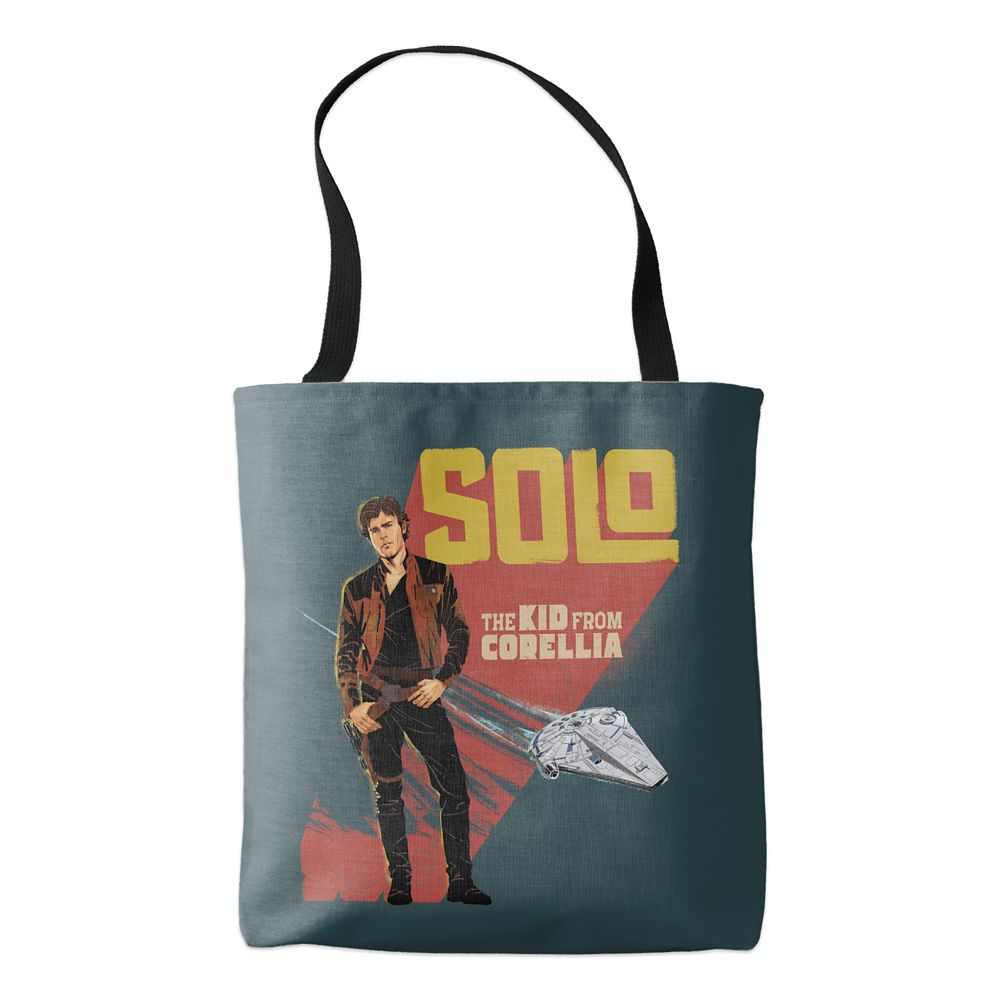 Solo: A Star Wars Story The Kid From Corellia Tote Bag – Customizable