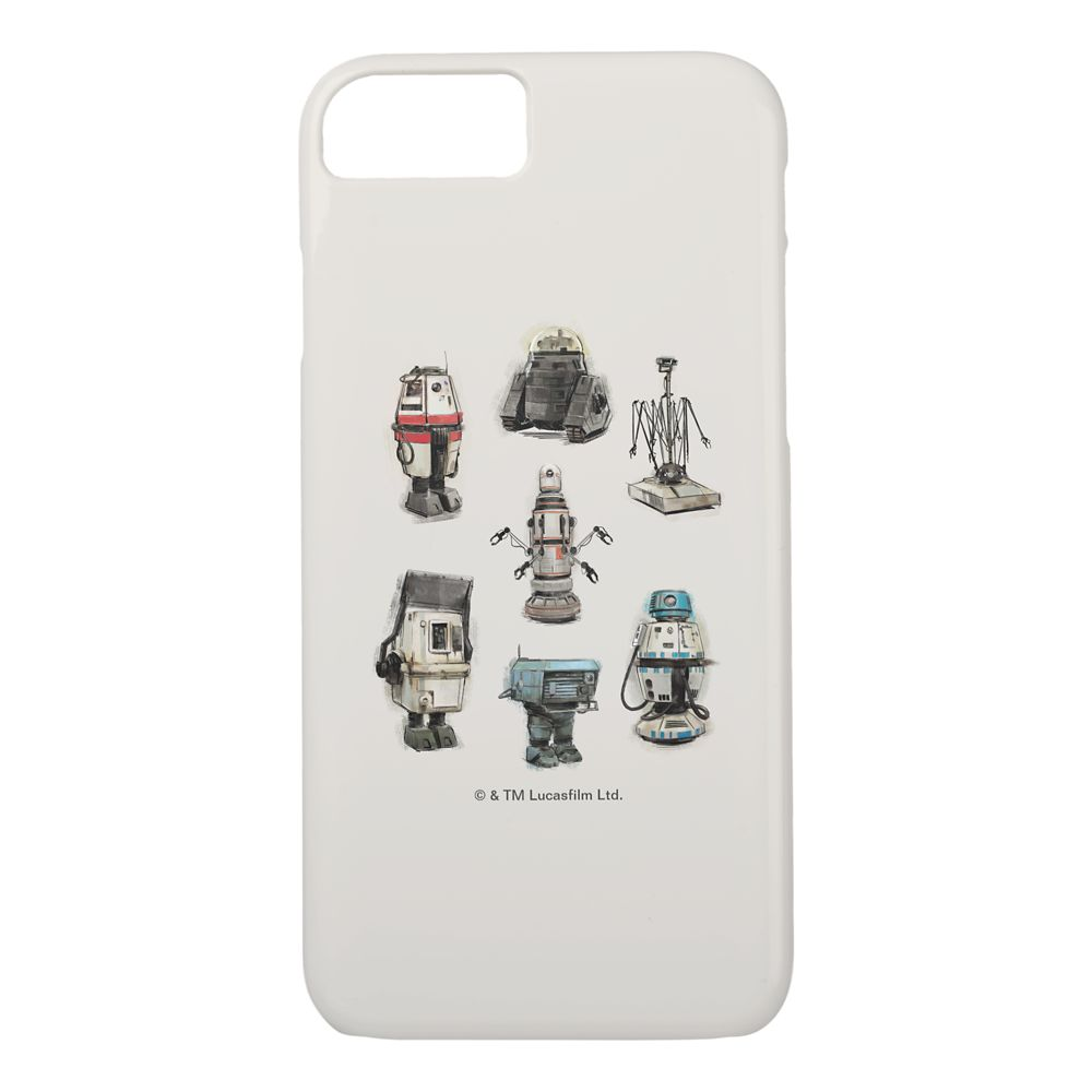 Solo: A Star Wars Story Droids iPhone 7/8 Case – Customizable