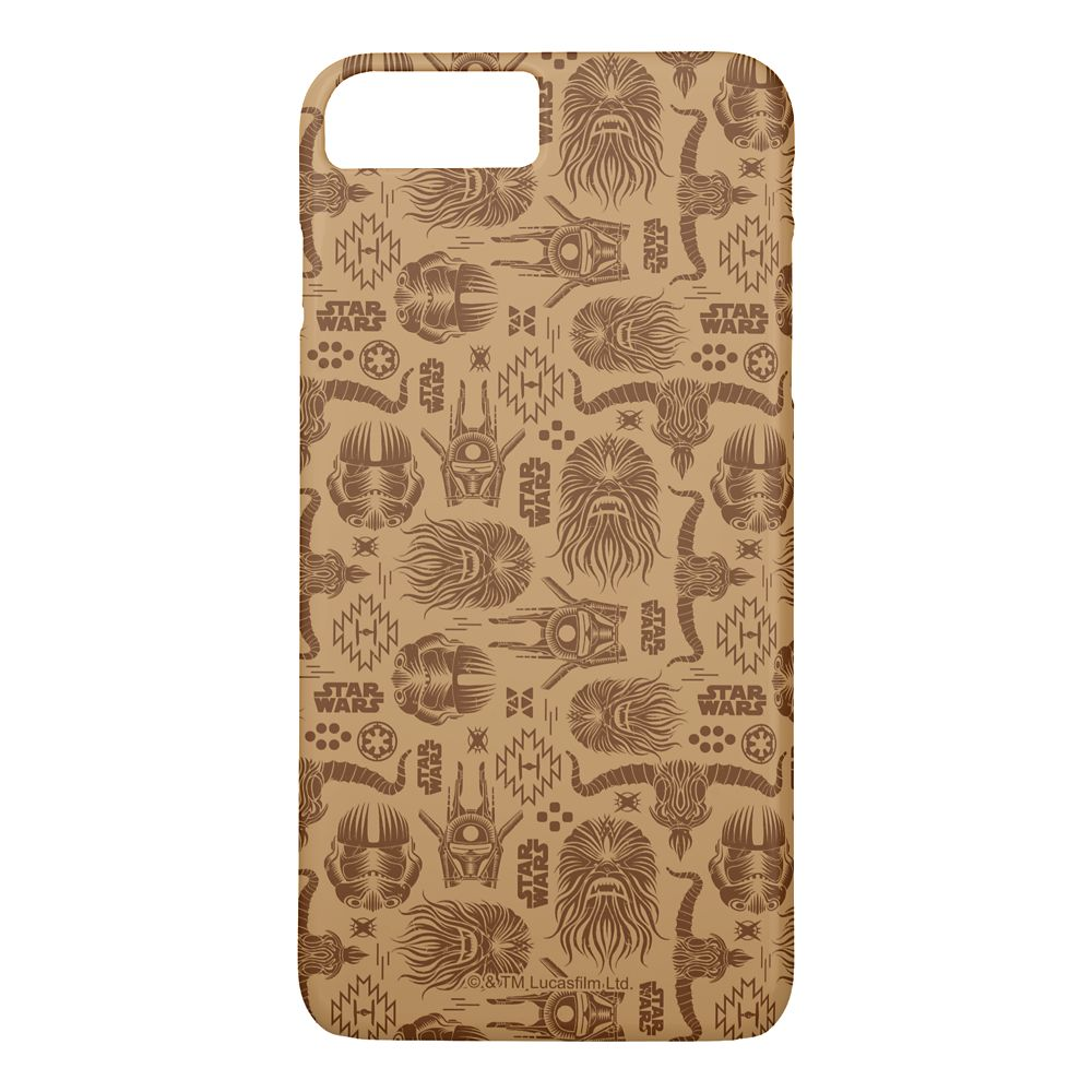 Solo: A Star Wars Story Tribal iPhone 7/8 Plus Case  Customizable Official shopDisney