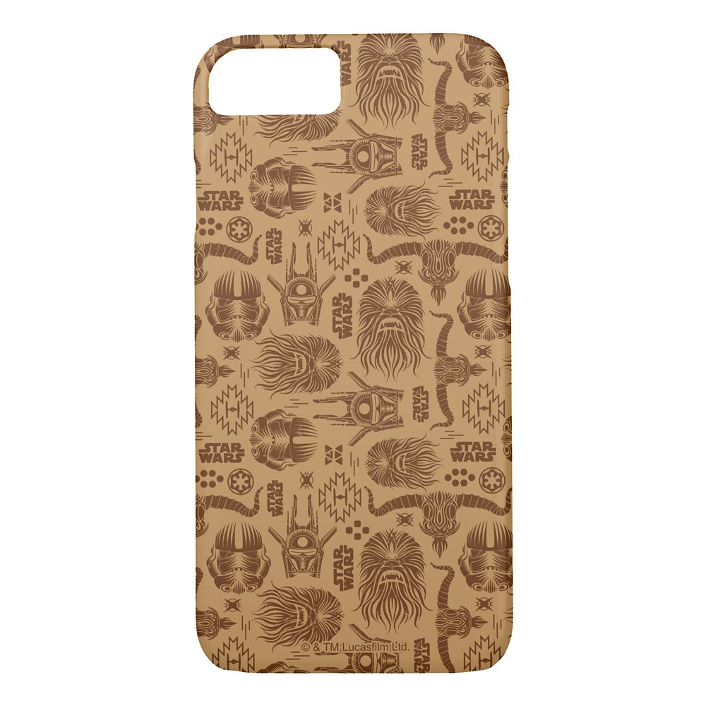 Solo: A Star Wars Story Tribal iPhone 7/8 Case  Customizable Official shopDisney