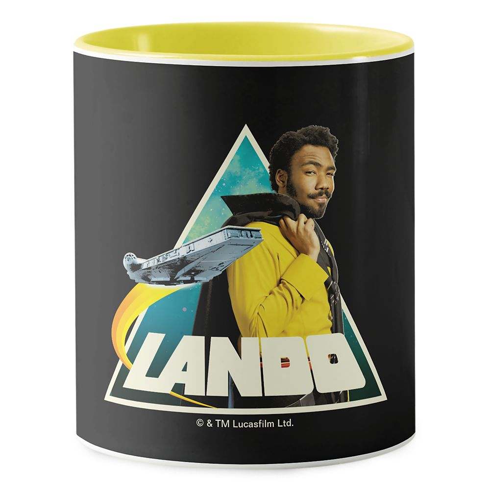 Solo: A Star Wars Story Lando Mug – Customizable