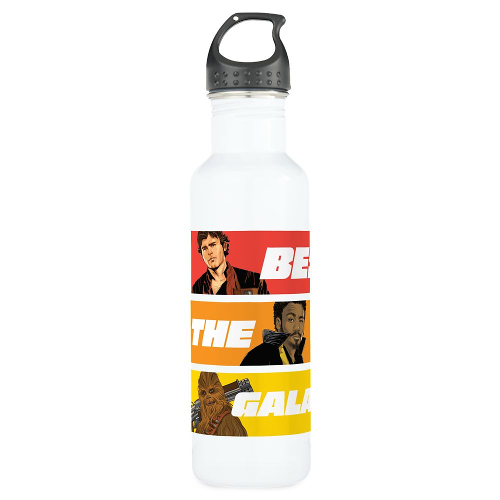 Solo: A Star Wars Story Flyboys Water Bottle – Customizable