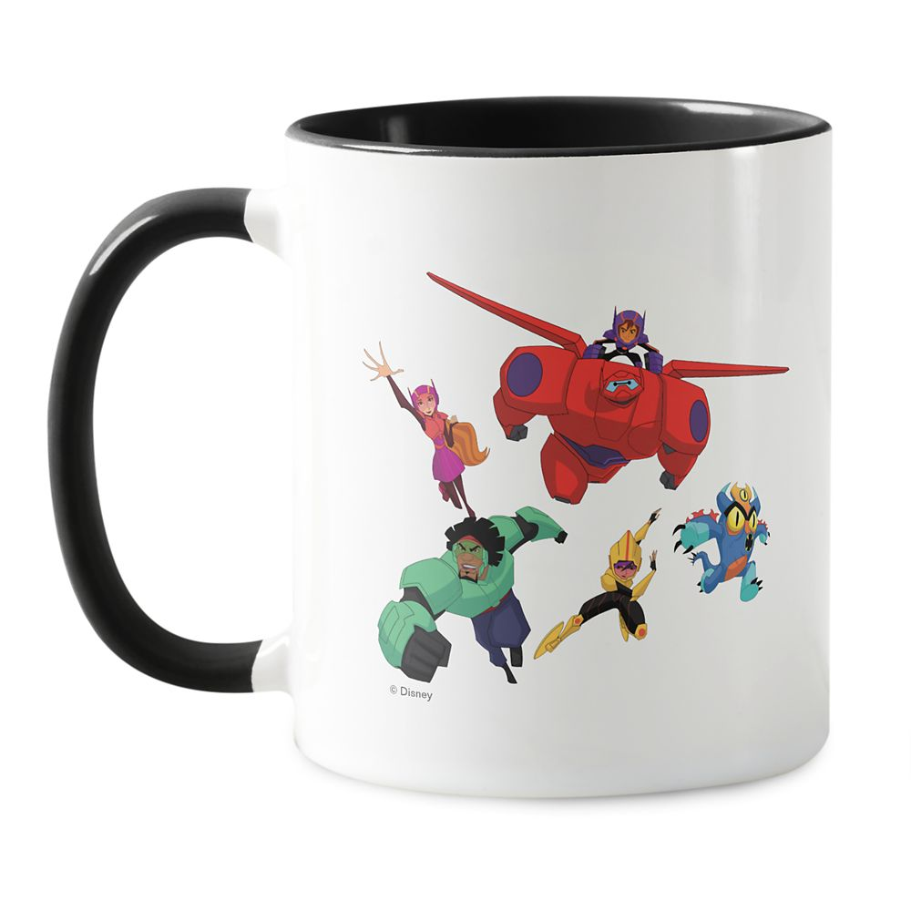 Big Hero 6: The Series Cast Mug – Customizable