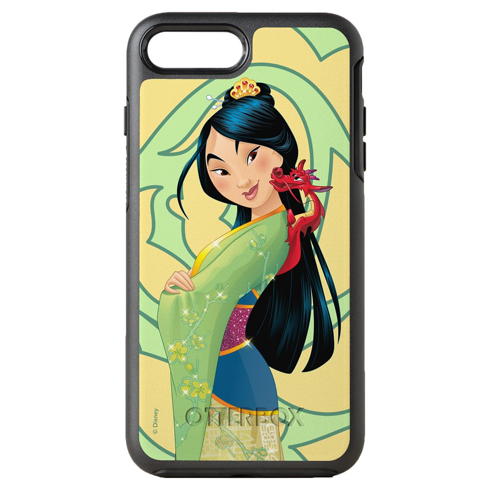 Mulan and Mushu iPhone 8 Plus/7 Plus Case – Customizable