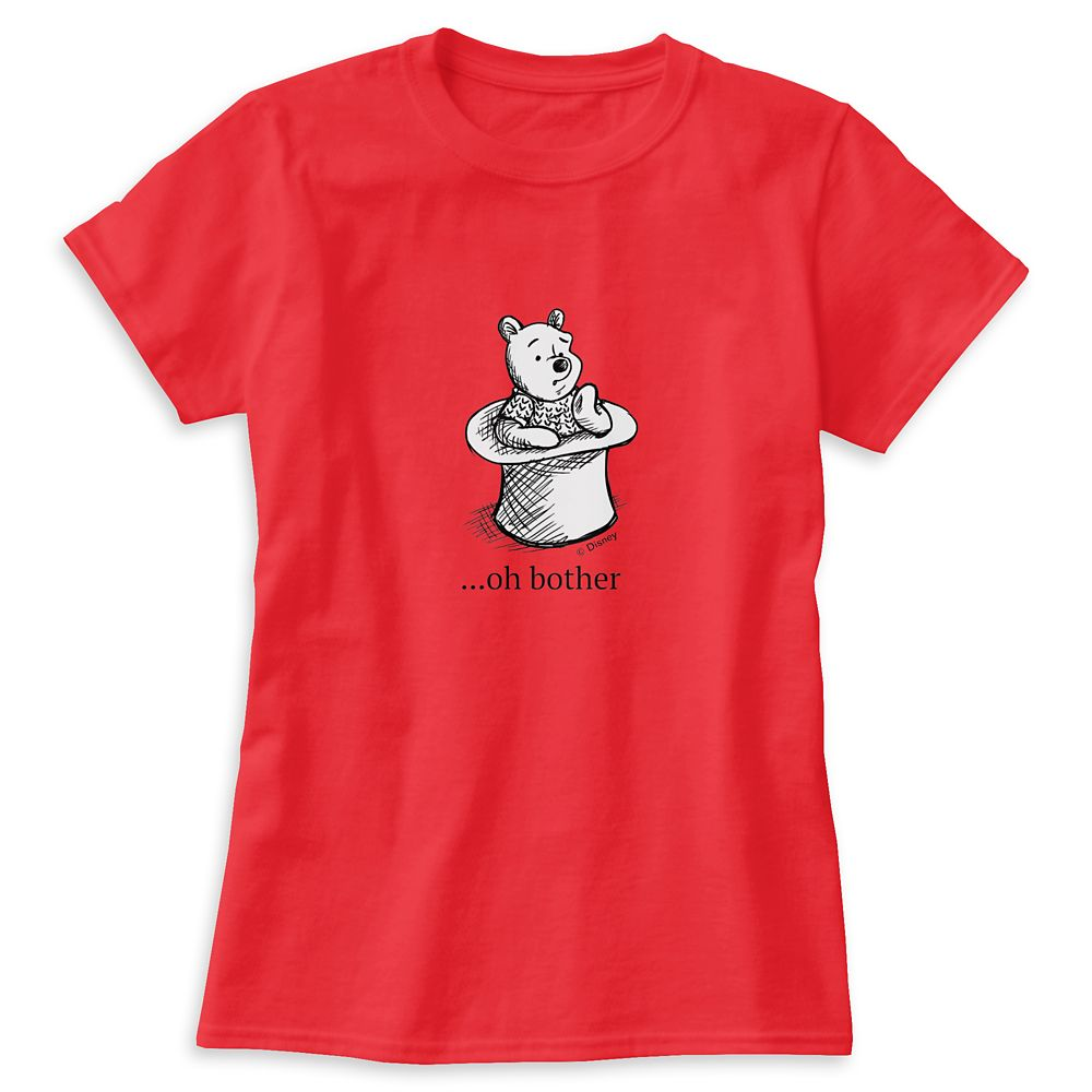 Winnie the Pooh Oh Bother T-Shirt  Christoper Robin  Customizable Official shopDisney