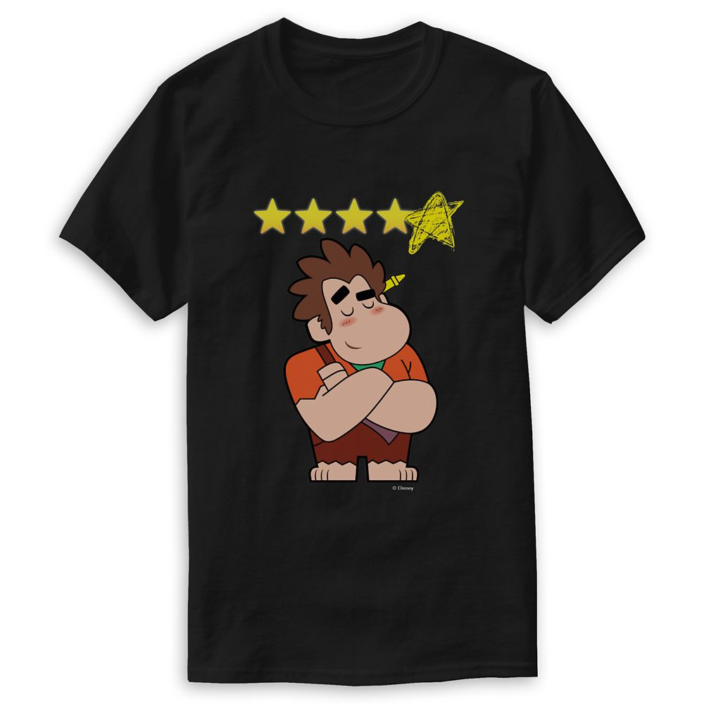 Wreck-it Ralph Win T-Shirt for Men – Ralph Breaks the Internet – Customizable