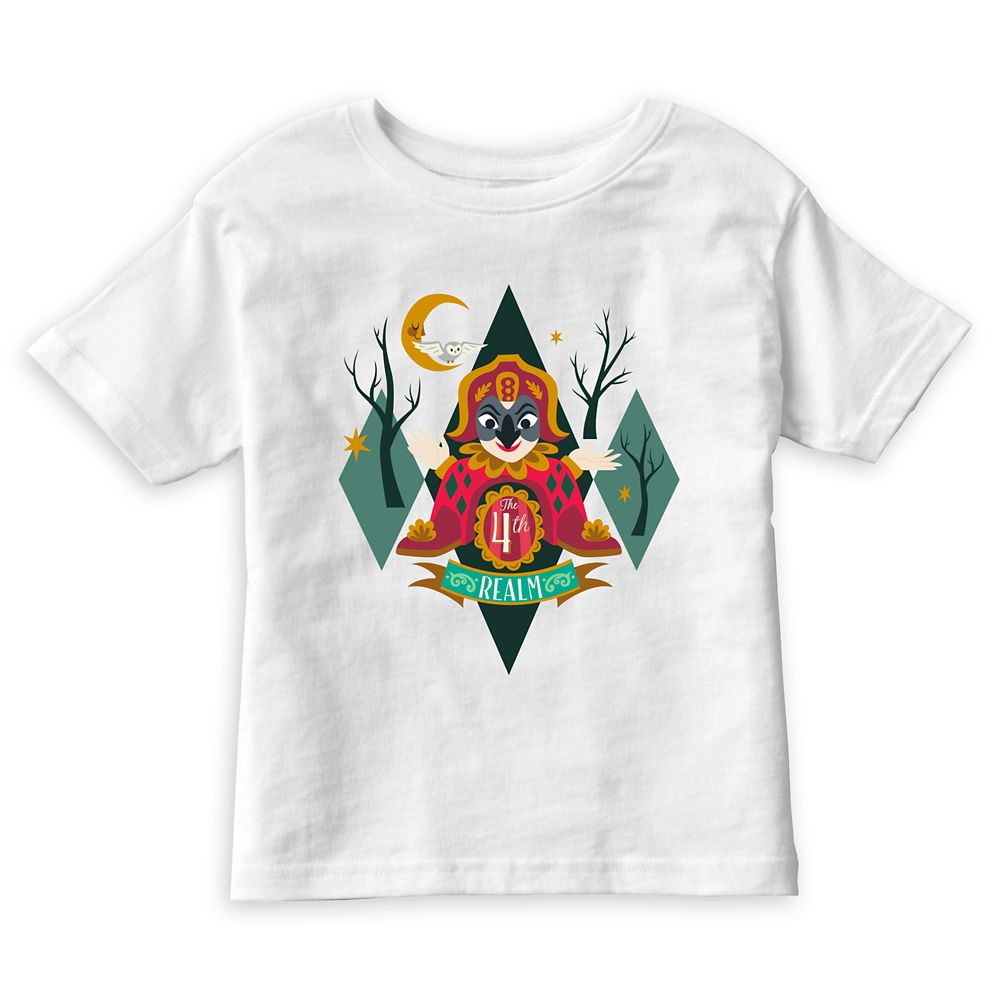 The Nutcracker and the Four Realms ''The Fourth Realm'' T-Shirt for Boys – Customizable
