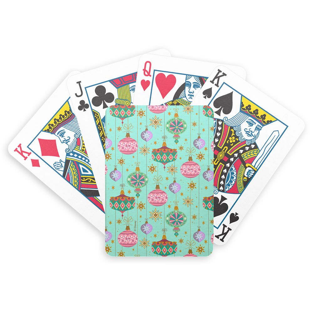 The Nutcracker and the Four Realms – Holiday Fantasy Pattern Bicycle Playing Cards – Customizable