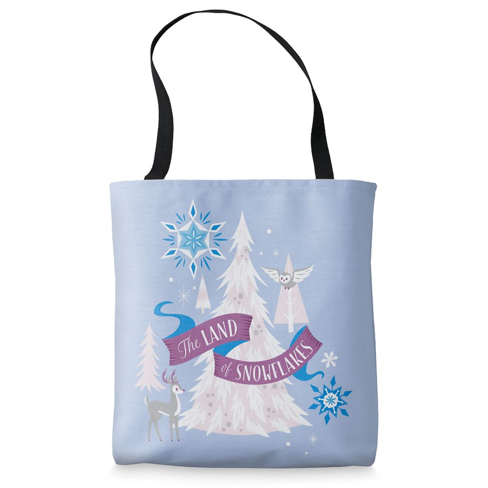 The Nutcracker and the Four Realms ''The Land of Snowflakes'' Tote Bag – Customizable