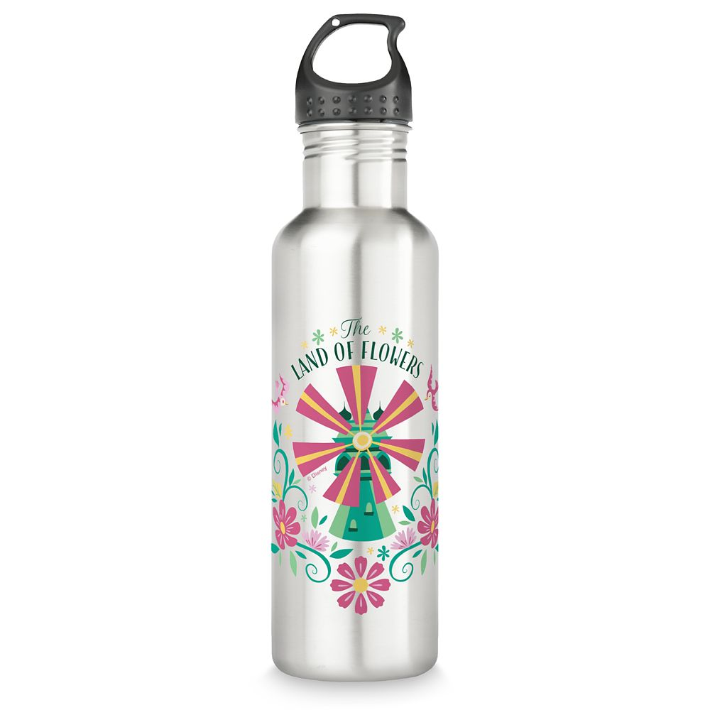 The Nutcracker and the Four Realms ''The Land of Flowers'' Stainless Steel Water Bottle – Customizable