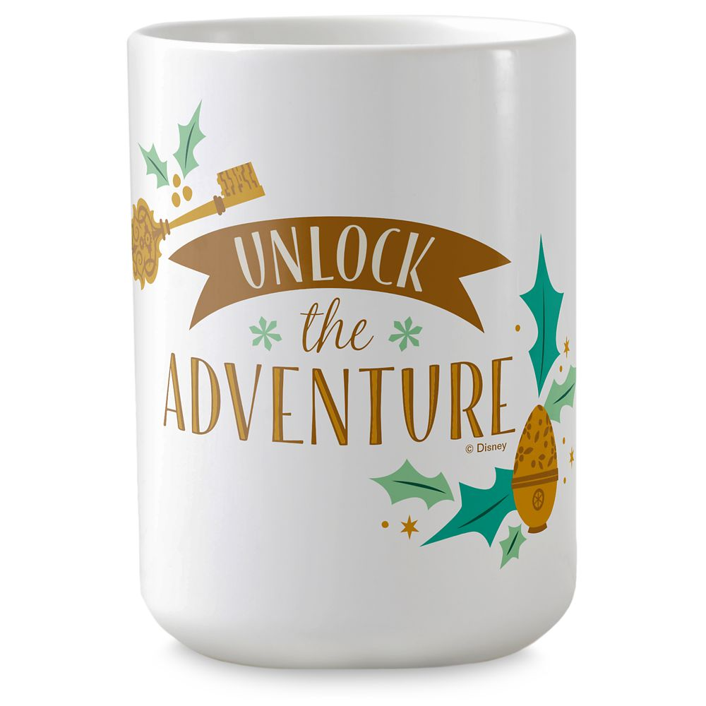 The Nutcracker and the Four Realms ''Unlock the Adventure'' Coffee Mug – Customizable
