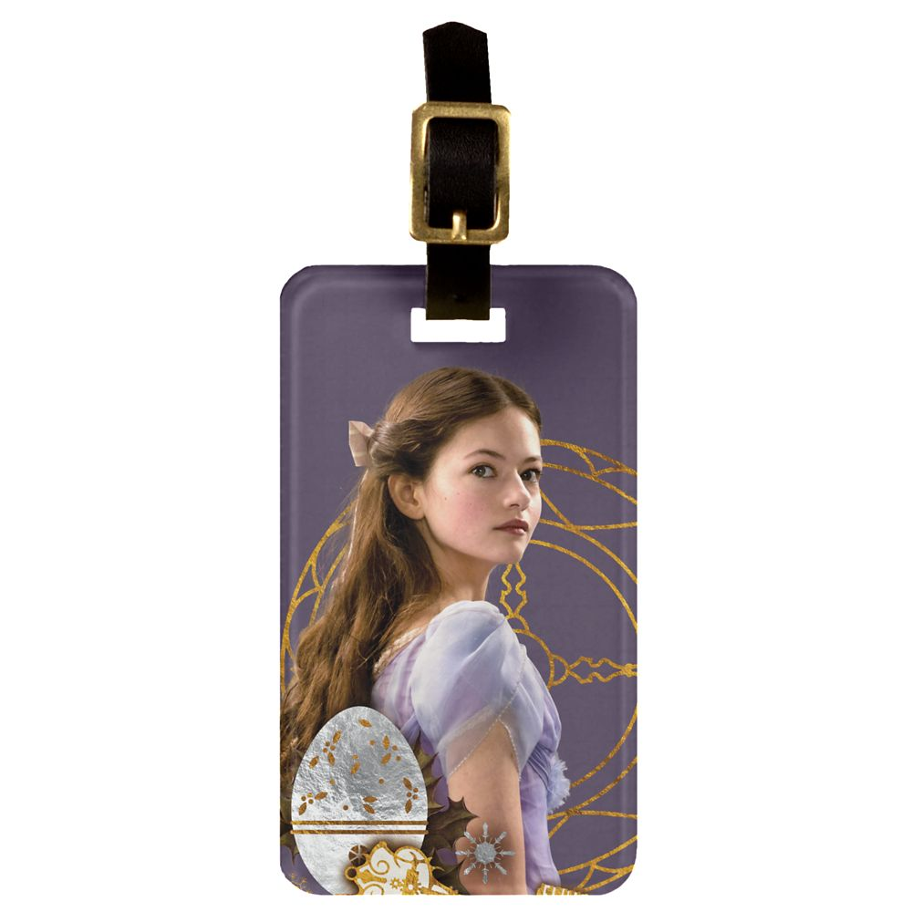 Clara – Most Clever Girl Bag Tag – The Nutcracker and the Four Realms – Customizable
