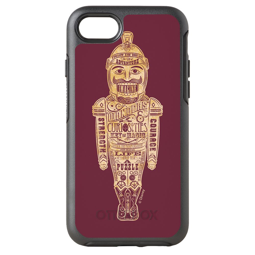 Nutcracker Soldier: Wonders & Curiosities OtterBox Symmetry iPhone 8/7 Case – The Nutcracker and the Four Realms – Customizable