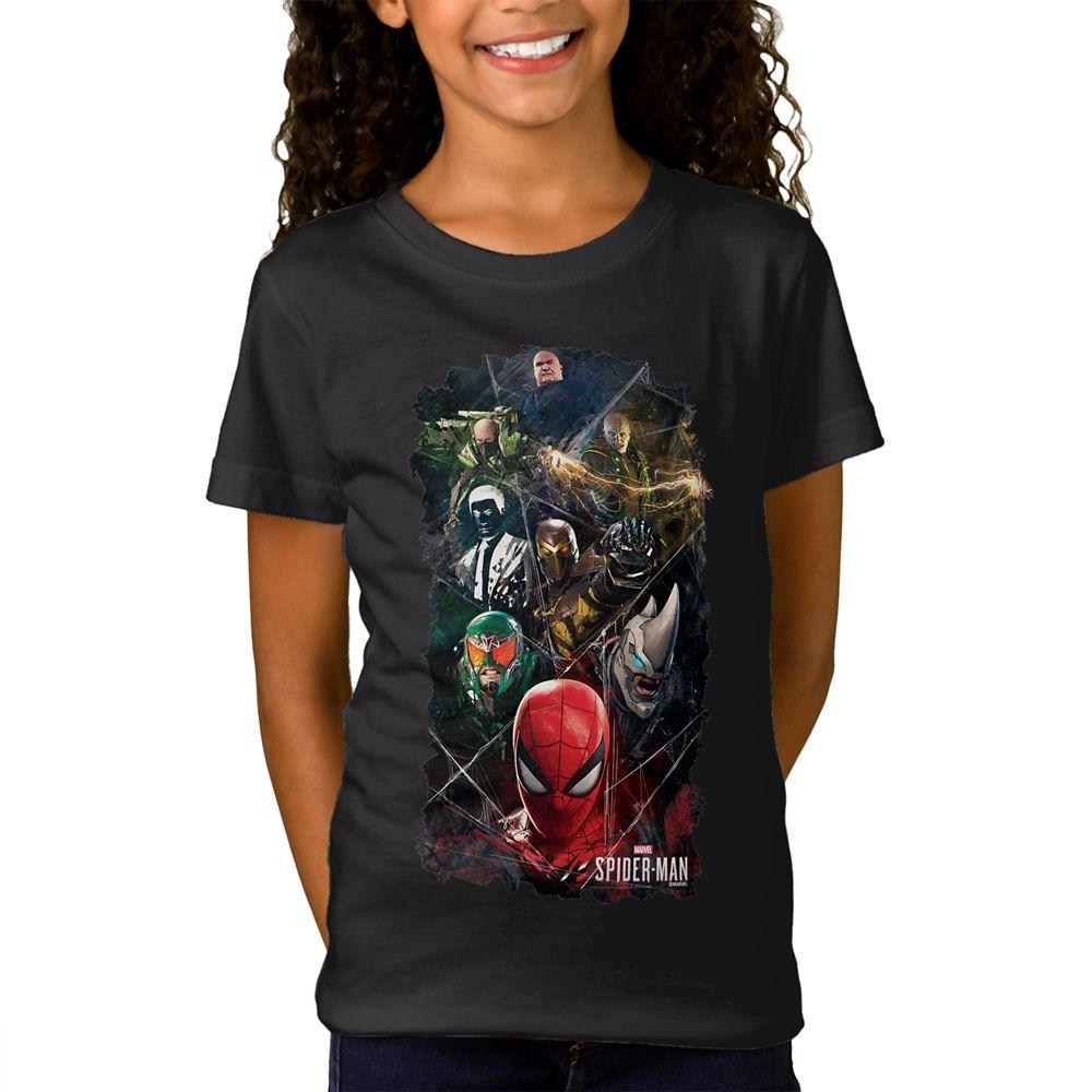 Spider-Man Villains T-Shirt for Kids  Customizable Official shopDisney