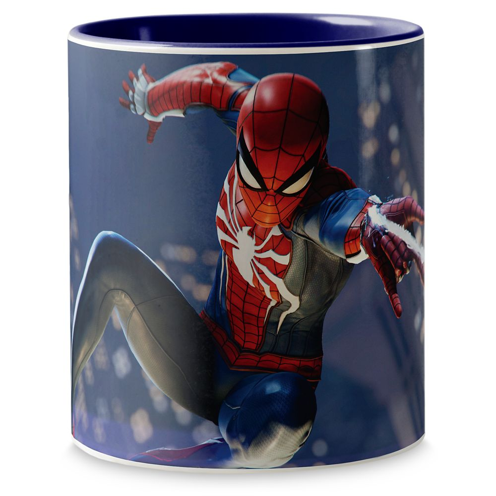 Spider-Man Mug – Customizable