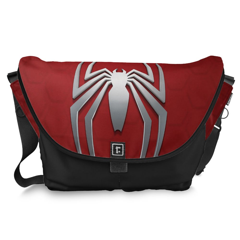 Spider-Man Courier Bag – Customizable