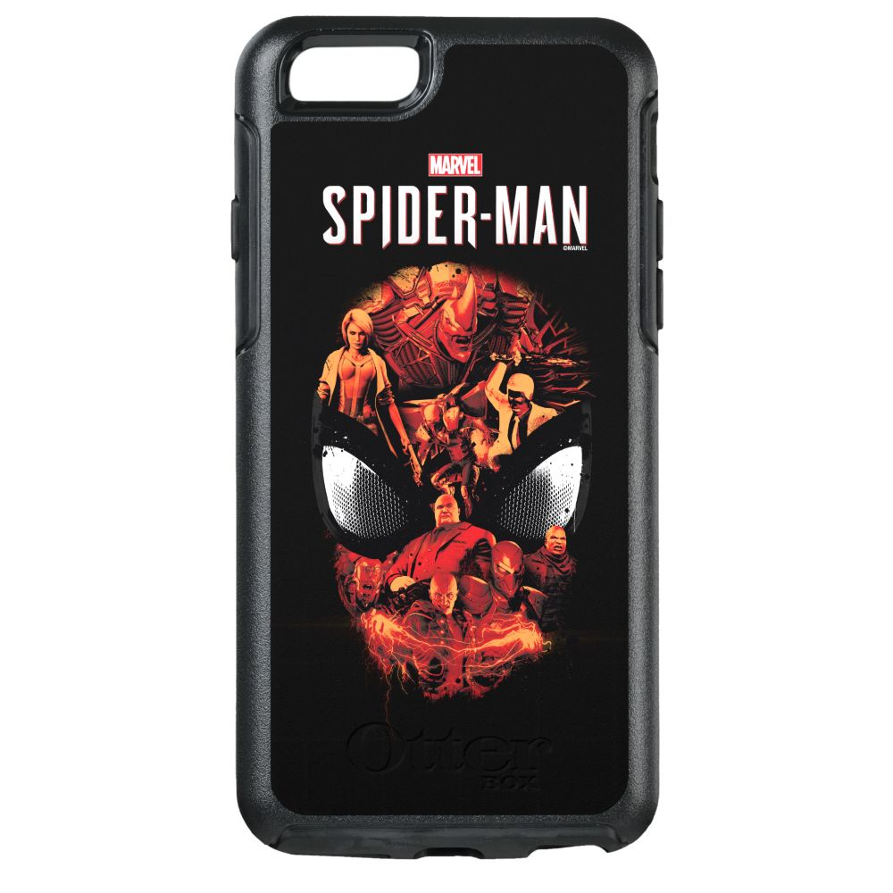 Spider-Man Villains Symmetry Phone Case by OtterBox – Customizable
