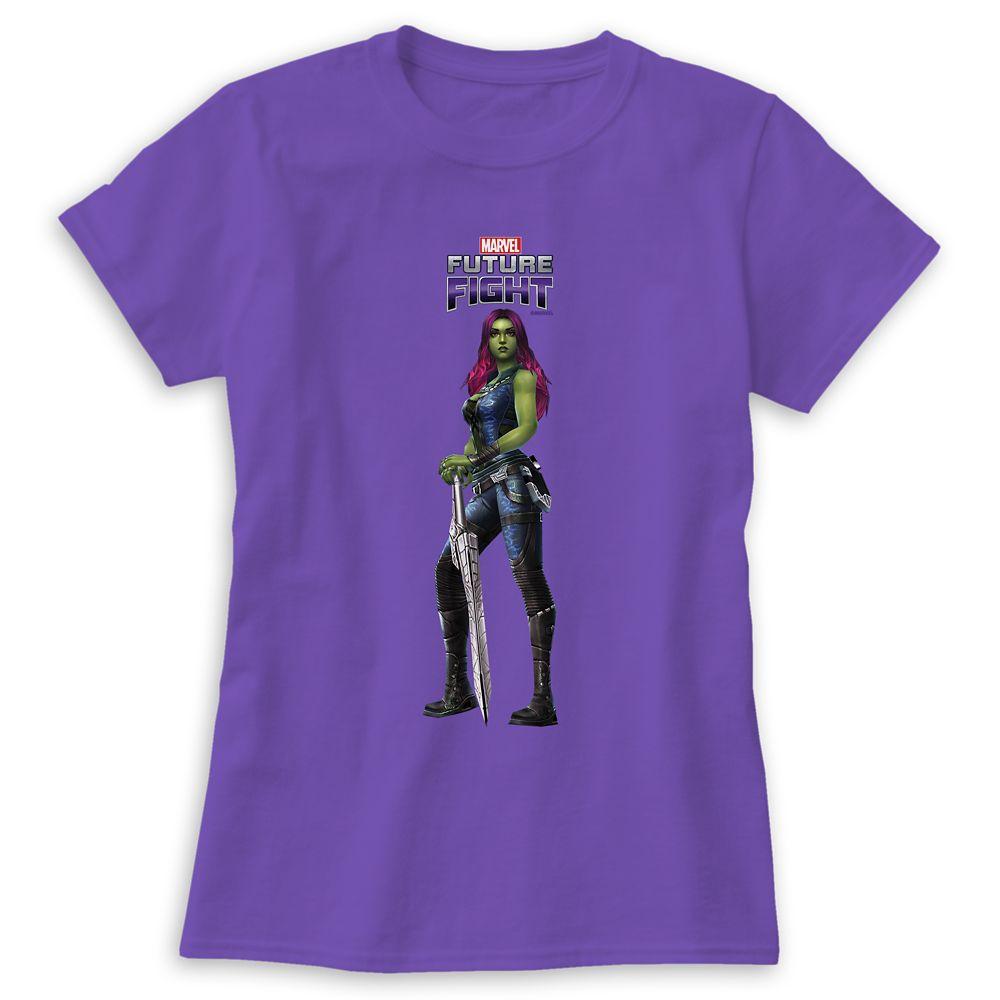 Gamora T-Shirt for Women – Marvel Future Fight – Customizable