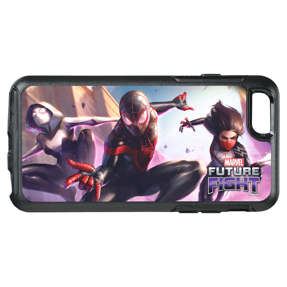 Spider-Verse #3 Team Bonus OtterBox Symmetry Phone Case – Marvel Future Flight – Customizable