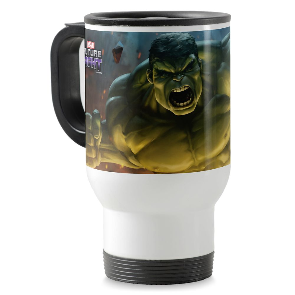 Hulk Roar Travel Mug – Marvel Future Flight – Customizable