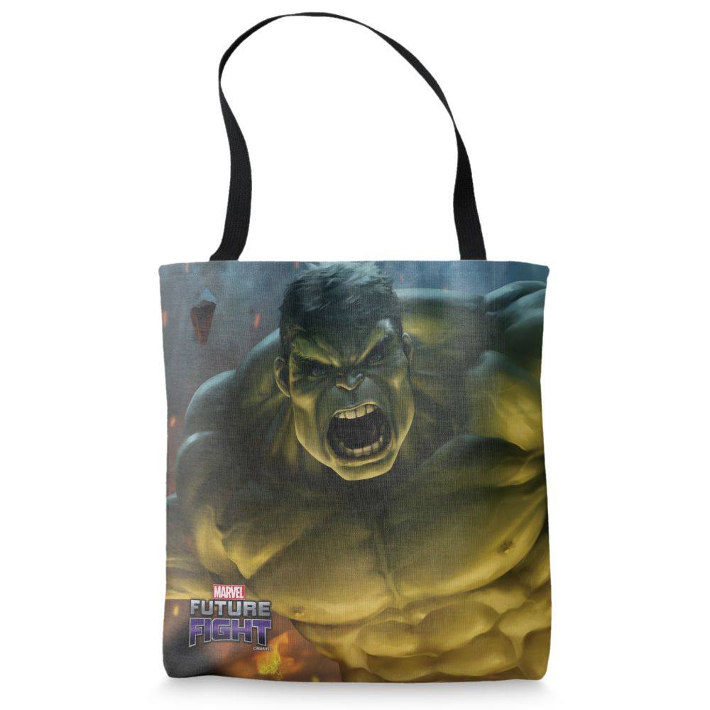 shopdisney.com - Hulk Roar Tote Bag  Marvel Future Fight  Customizable Official shopDisney 19.95 USD