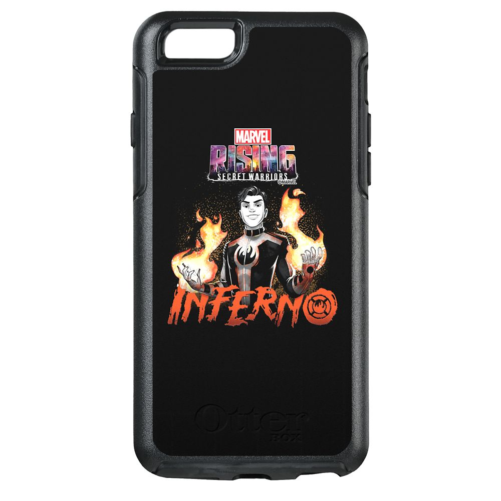 Inferno iPhone 8/7 Case – Marvel Rising – Customizable