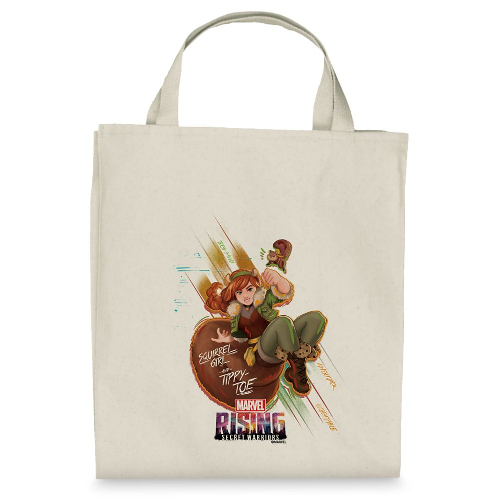 Squirrel Girl Tote Bag – Marvel Rising – Customizable