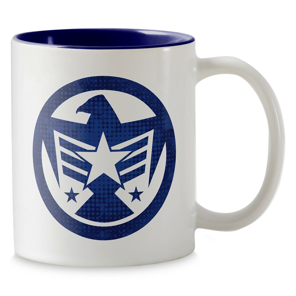 Patriot Logo Mug – Marvel Rising – Customizable