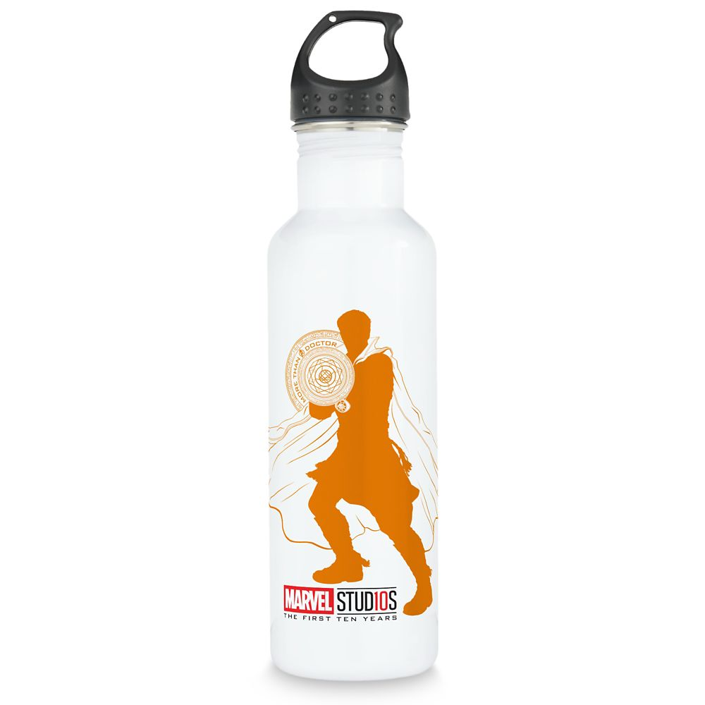 Dr. Strange ''More than a Doctor'' Stainless Steel Water Bottle – Customizable