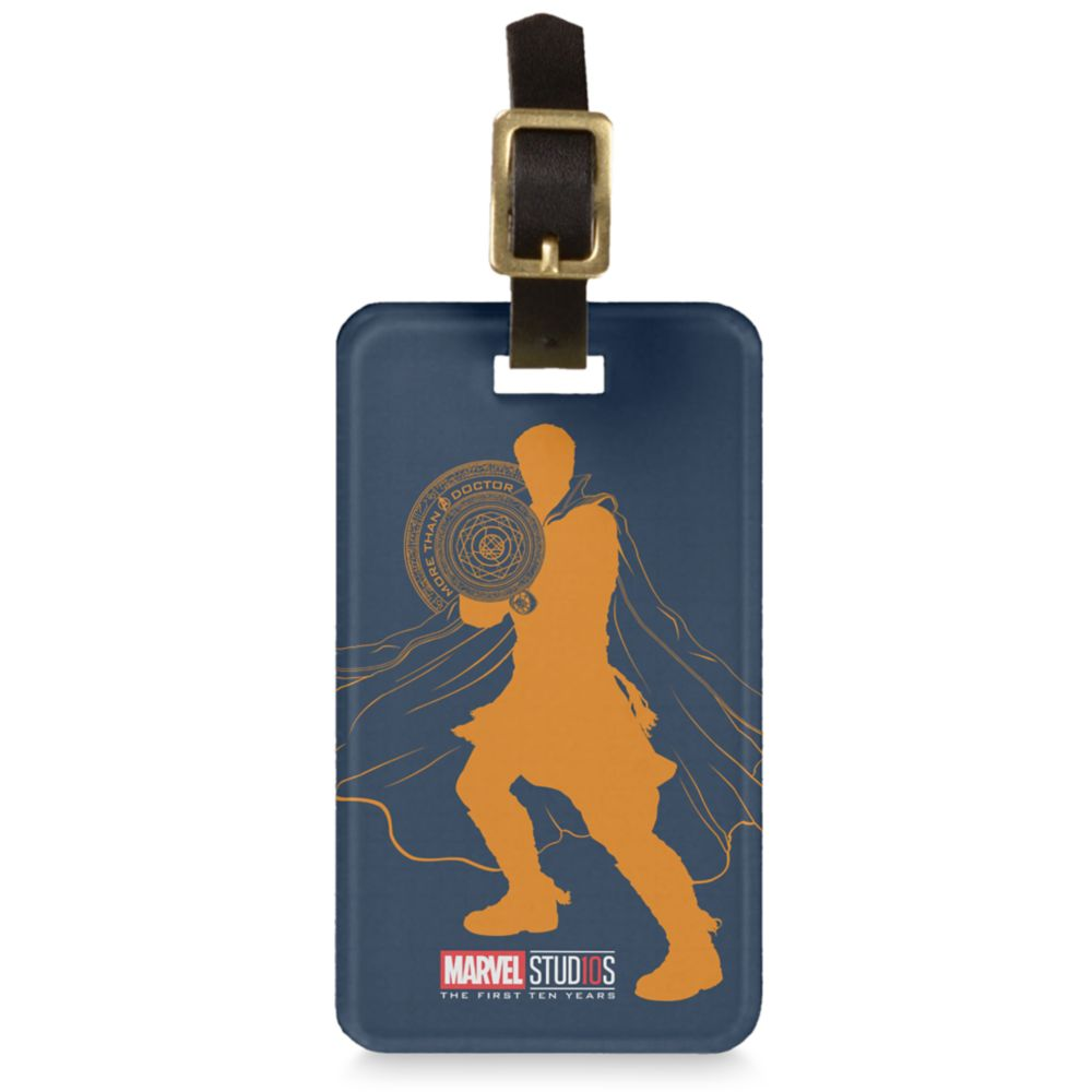 Dr. Strange ''More than a Doctor'' Luggage Tag – Customizable