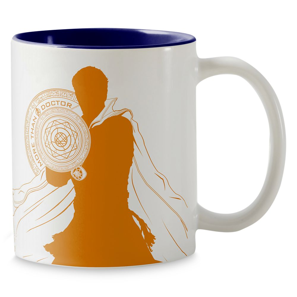Dr. Strange ''More than a Doctor'' Mug – Customizable