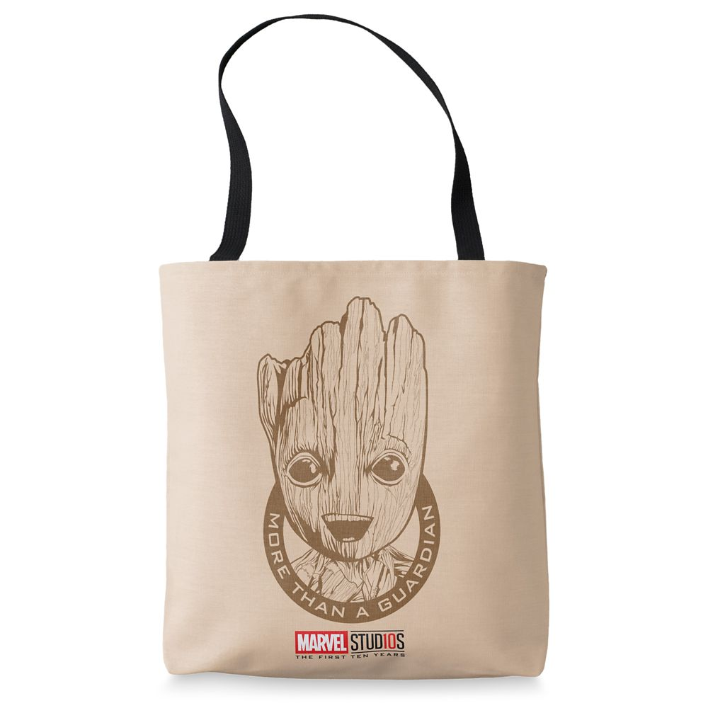 Groot ''More than a Guardian'' Tote Bag – Customizable